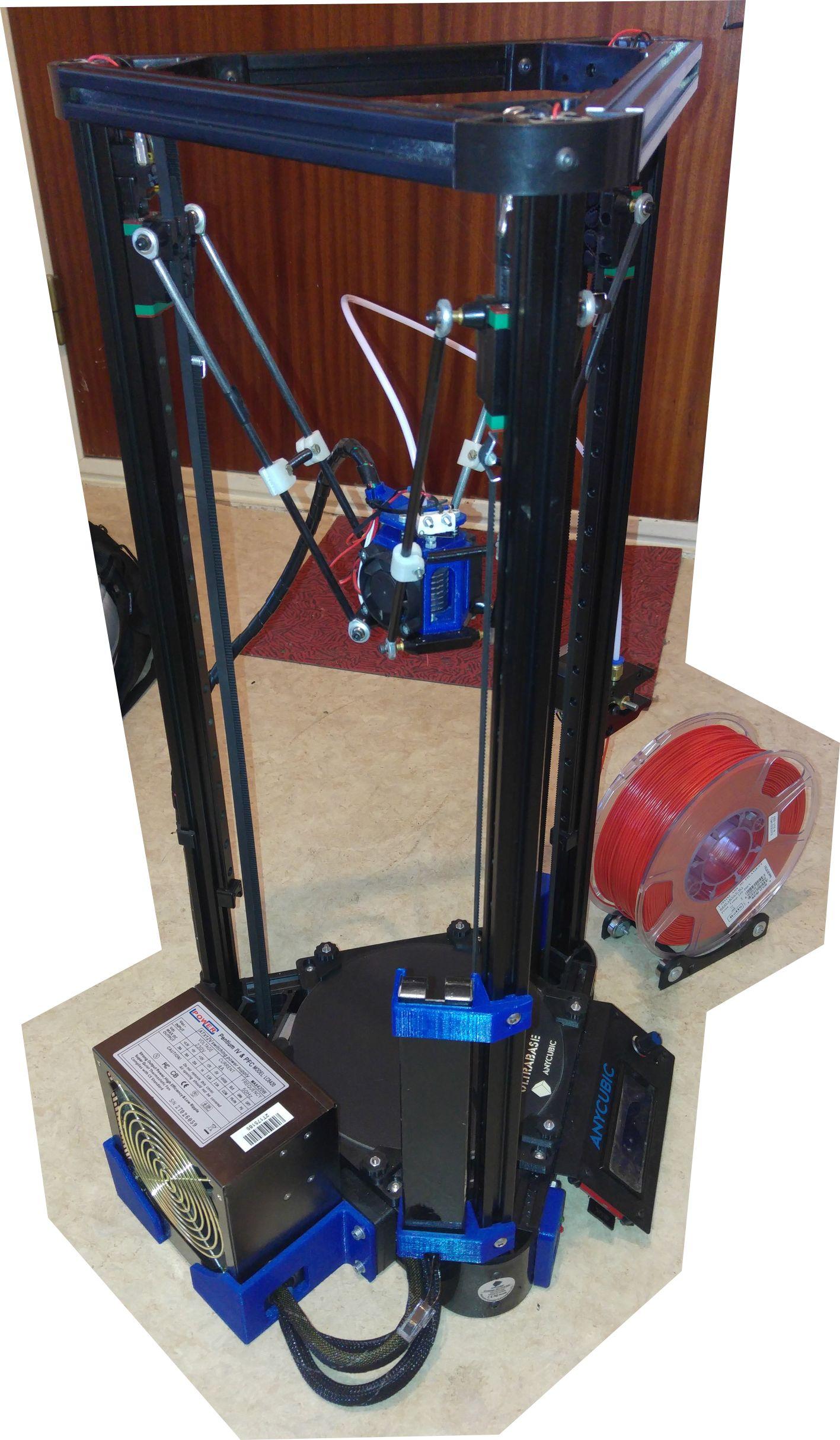 Imprimante 3D DELTA Kossel_Delta_02